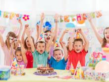 Ein gelungener Kuchen zum Kindergeburtstag - Tip