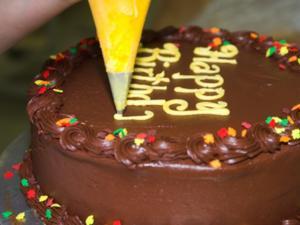 Kreative Ideen für einen schön dekorierten Kuchen - Tip