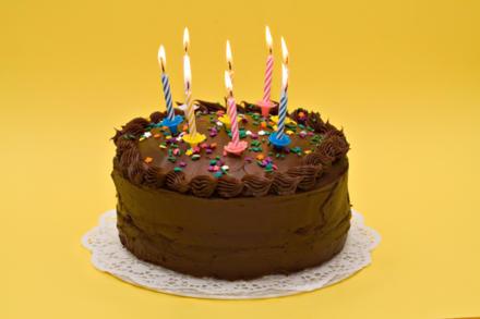 Hübsche Kuchenverzierungen - Tip