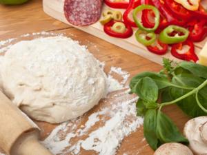 Luftiger Pizzateig begeistert Groß und Klein - Tip