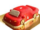 Über eine kreativ gestaltete Cars-Torte freut sich Ihr Nachwuchs besonders - Tip
