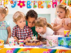 Eine besondere Torte für den Kindergeburtstag - Tip