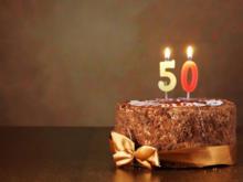 Willkommen im Schlaraffenland: Torten zum 50. Geburtstag - Tip