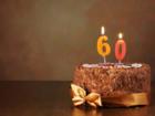 Prachtvolle Torte zum 60. Geburtstag - Tip
