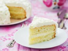 Wie backt man eine Vanillecreme-Torte? - Tip