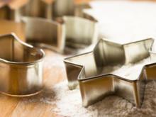 Plätzchenformen: für mehr Vielfalt auf dem Keksteller - Tip