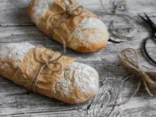 Schnelles Brot mit Backpulver backen - Tip