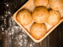 Gefrorene Brötchen wie vom Bäcker - Tip