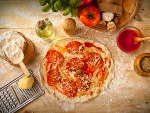 Pizza backen leicht gemacht - Tip
