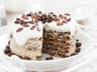 Kuchen schmeckt erst mit Sahne richtig gut - Tip