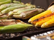 Mais vom Grill – am besten frisch und ungeschält - Tip