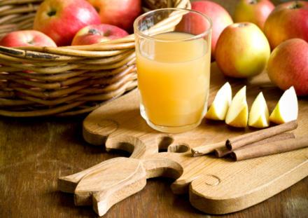 Apfelsaft aus eigener Herstellung: Äpfel entsaften - Tip