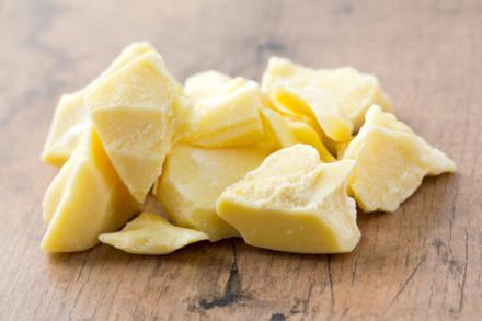 Köstliche Zutat der veganen Küche ? Kakaobutter - Tip