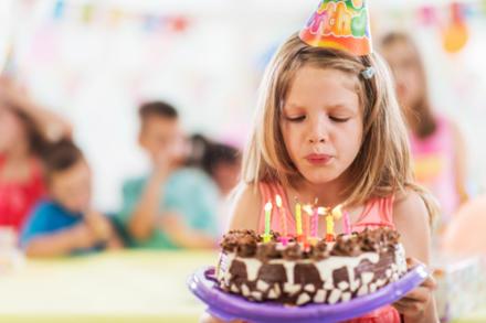 Tolle Kuchen zum Kindergeburtstag, die begeistern - Tip
