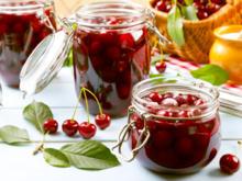 Kirschen einwecken: So behalten die Früchte ihr Aroma - Tip