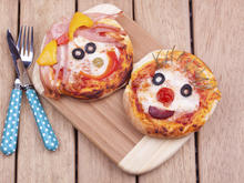 Kinder essen oft nicht das was ihnen serviert wird - Tip