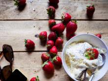 Joghurt-Eis selber machen – erfrischend und kalorienarm - Tip
