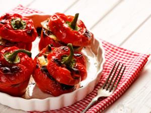 Paprika grillen und häuten – so geht's richtig - Tip
