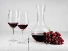 Wein dekantieren – wie geht's richtig? - Tip