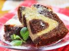 Klassische und moderne Marmorkuchen backen - Tip