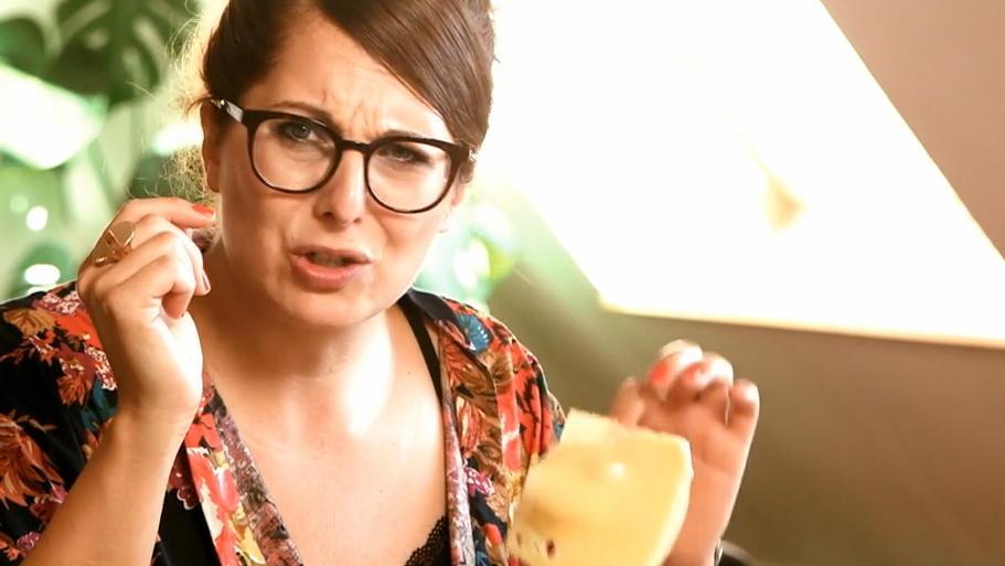 Käse in der Tiefkühltruhe einfrieren?