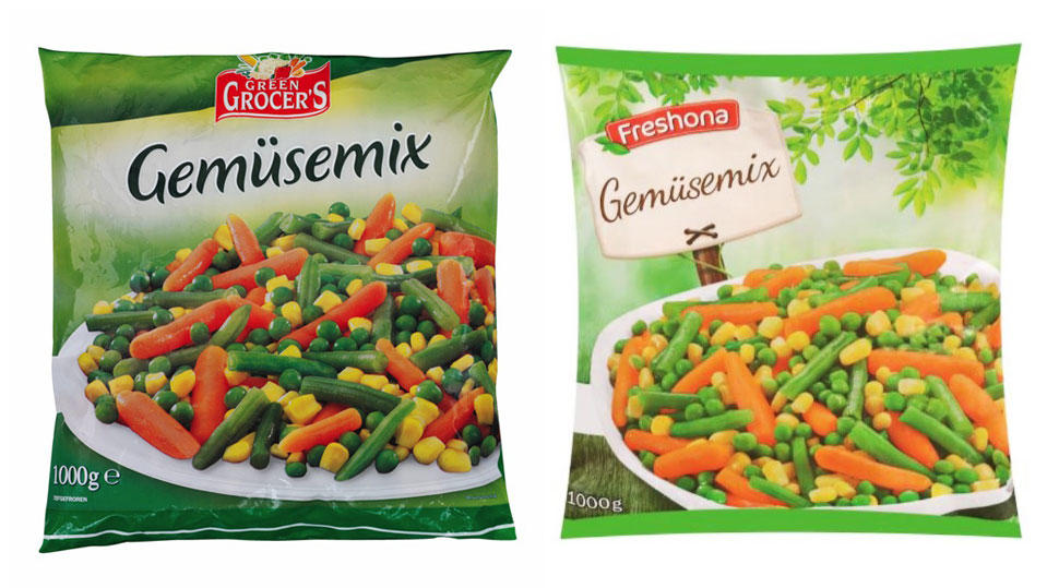Lidl TK-Gemüsemischung zurückgerufen