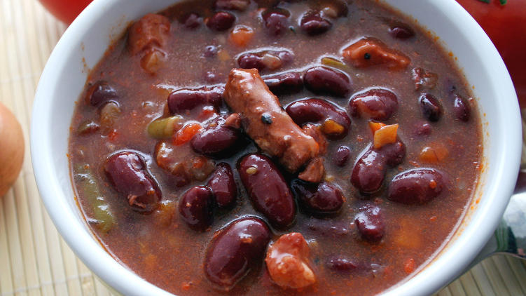 Ein feuriger Klassiker: Chili con Carne.