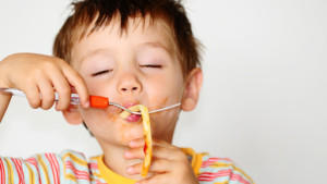 Fertigessen macht kleine Kinder dumm