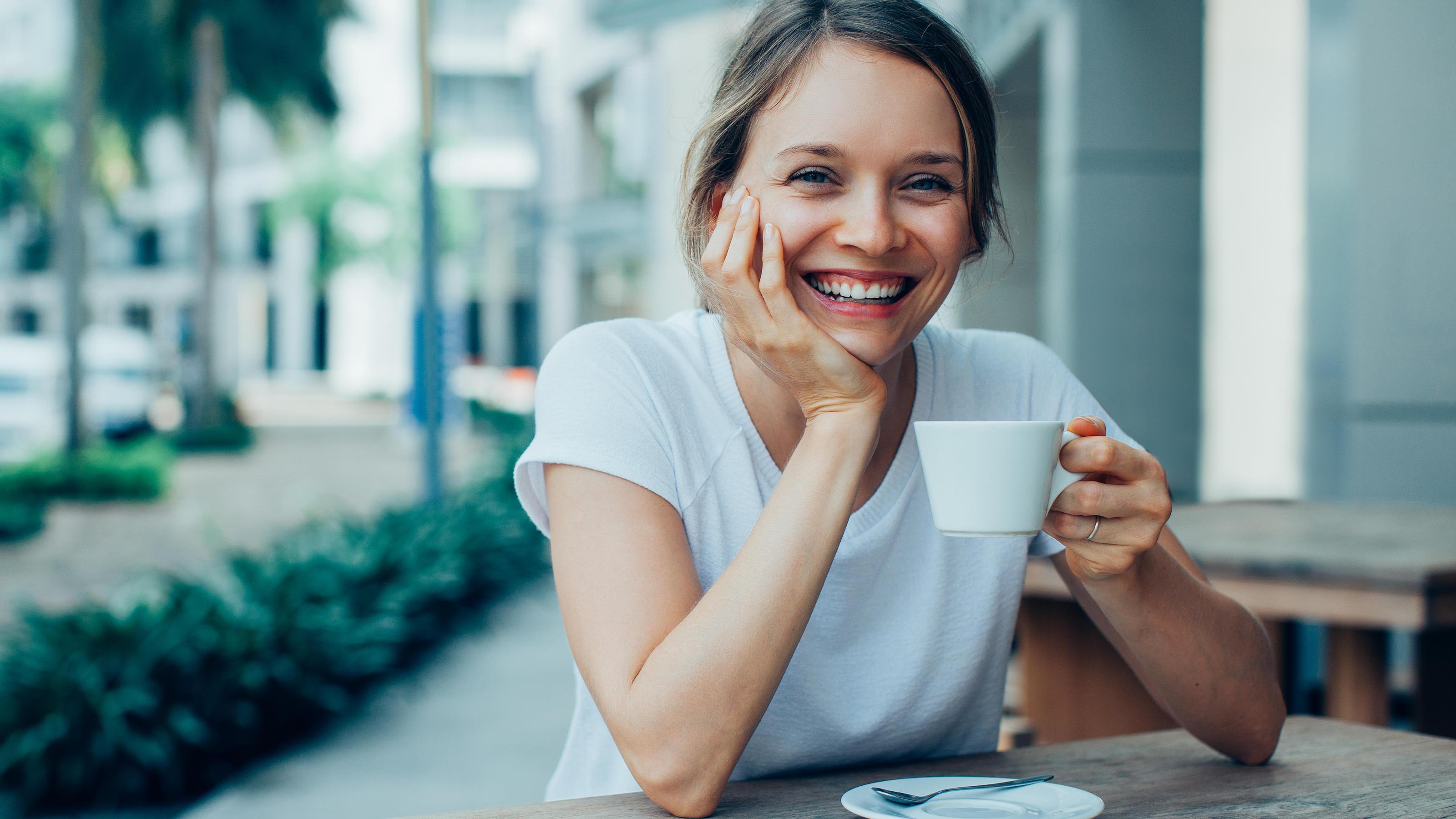 Ein Käffchen in Ehren kann niemand verwehren - das wäre auch keine gute Idee, denn Kaffee ist gesund.