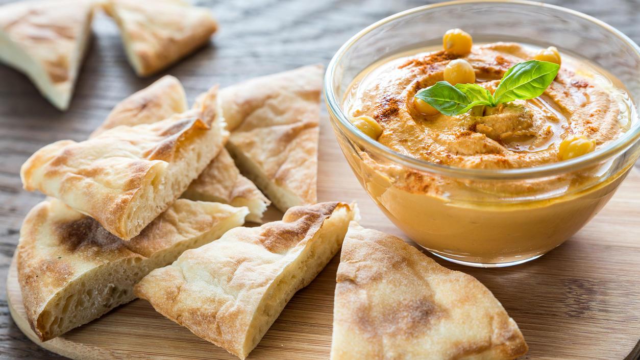 Hummus-Rezept