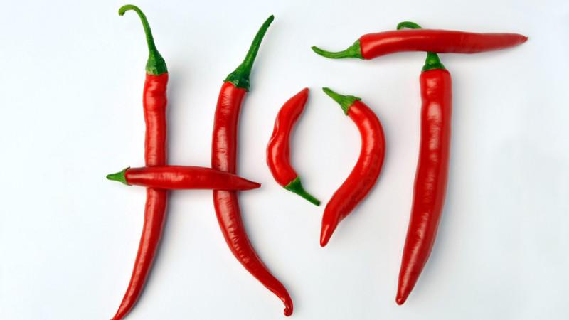 Chili ist auch in der Medizin beliebt.