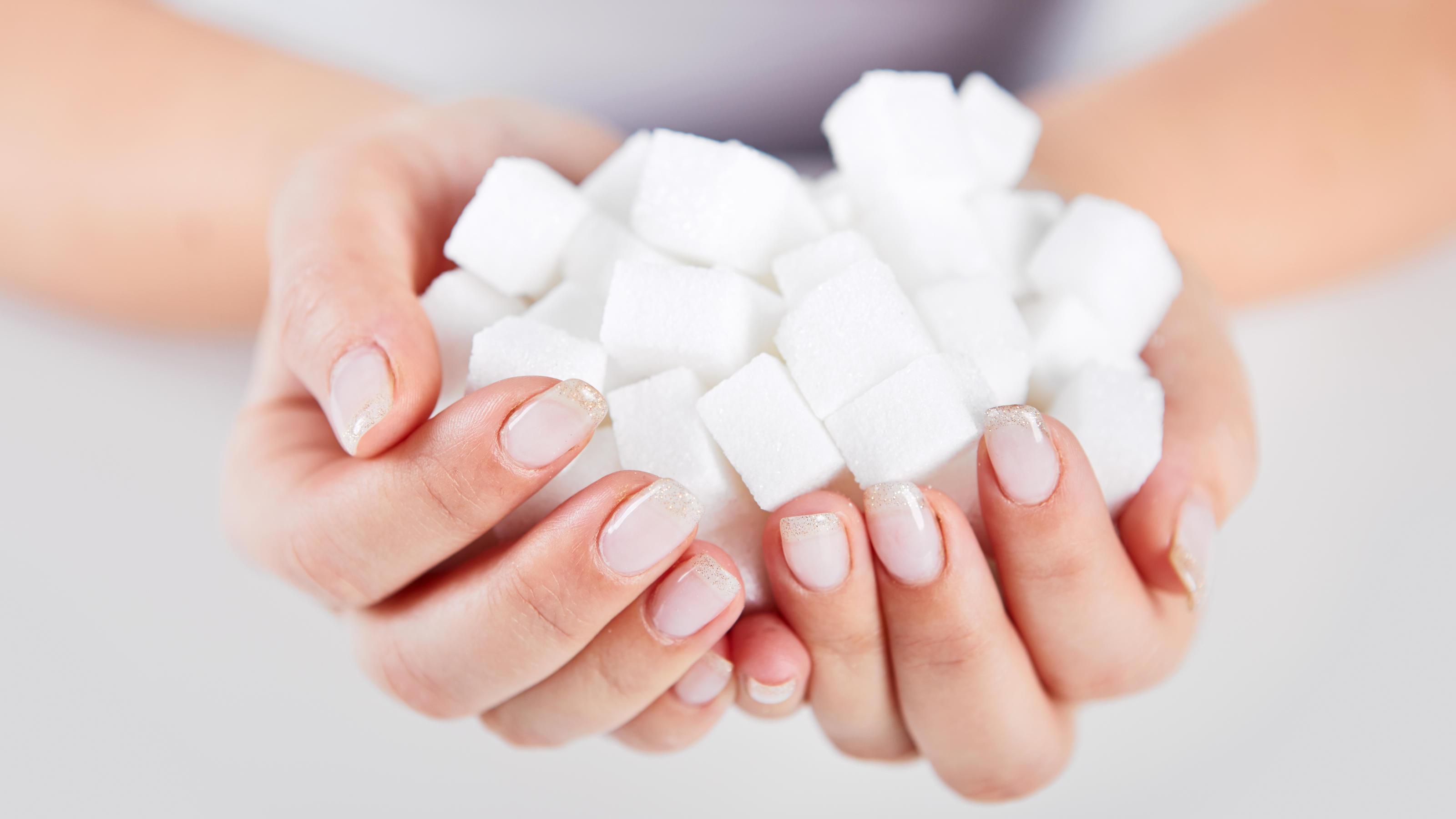 Zucker steckt in sehr vielen Lebensmitteln