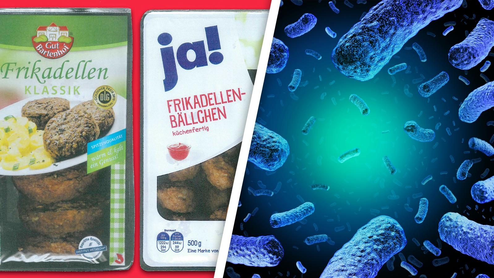 Rückruf wegen Listerien-Gefahr
