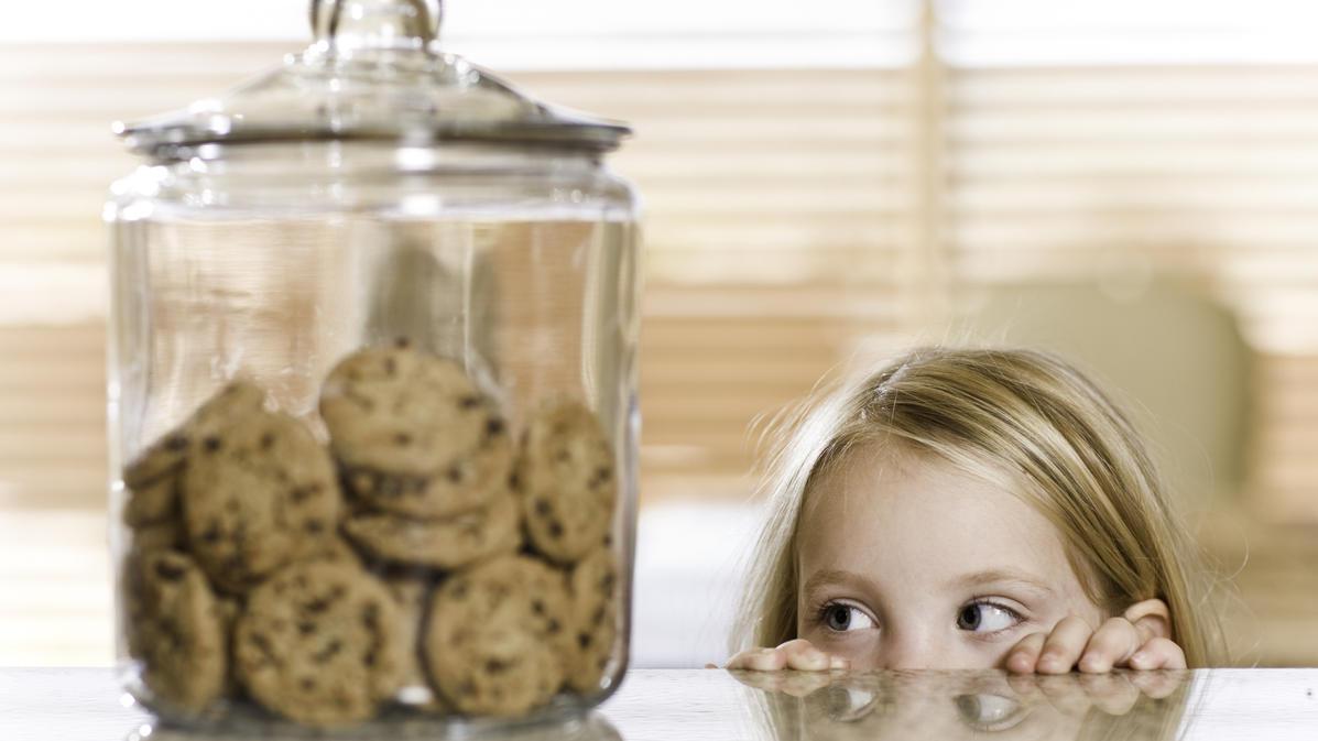 Gerade für Kinder nicht leicht: auf einmal nur noch glutenfreie Kekse essen zu dürfen