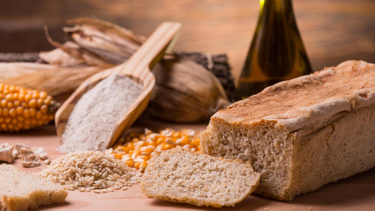 Brot backen ohne Gluten braucht ein bisschen Übung und passende Rezepte