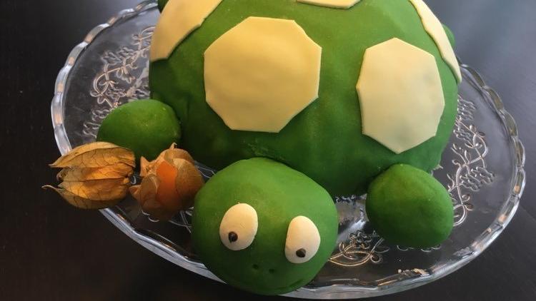 Glutenfreie Torte für den Kindergeburtstag