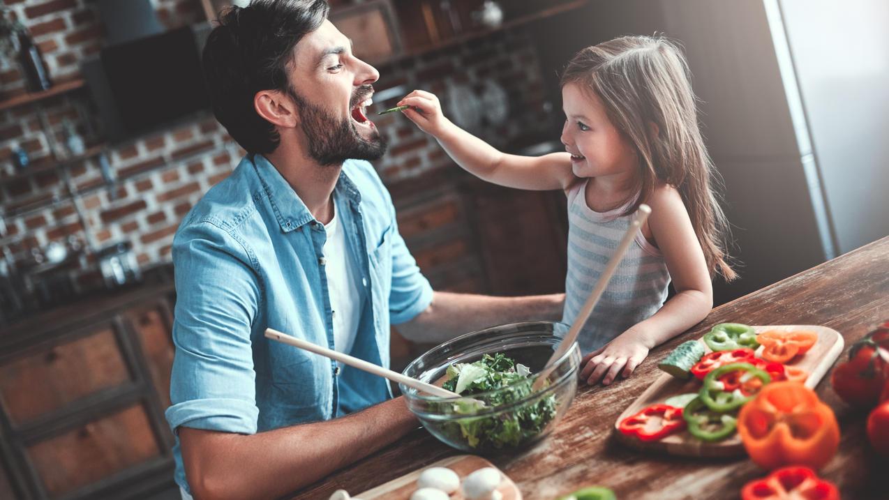 Gemüse ist lecker - und glutenfrei. Aber wenn man kein Gluten darf, will man trotzdem auch mal Teigwaren futtern.
