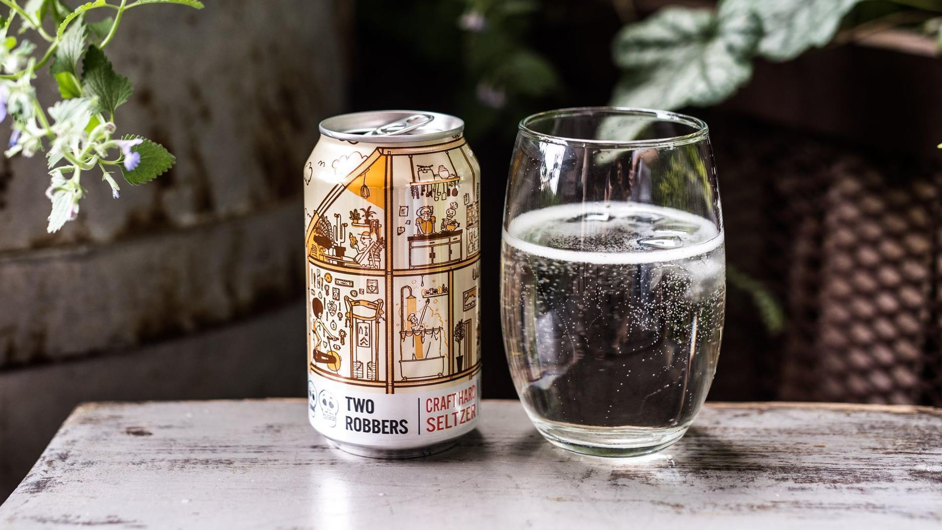 Two Robbers Craft Hard Seltzer