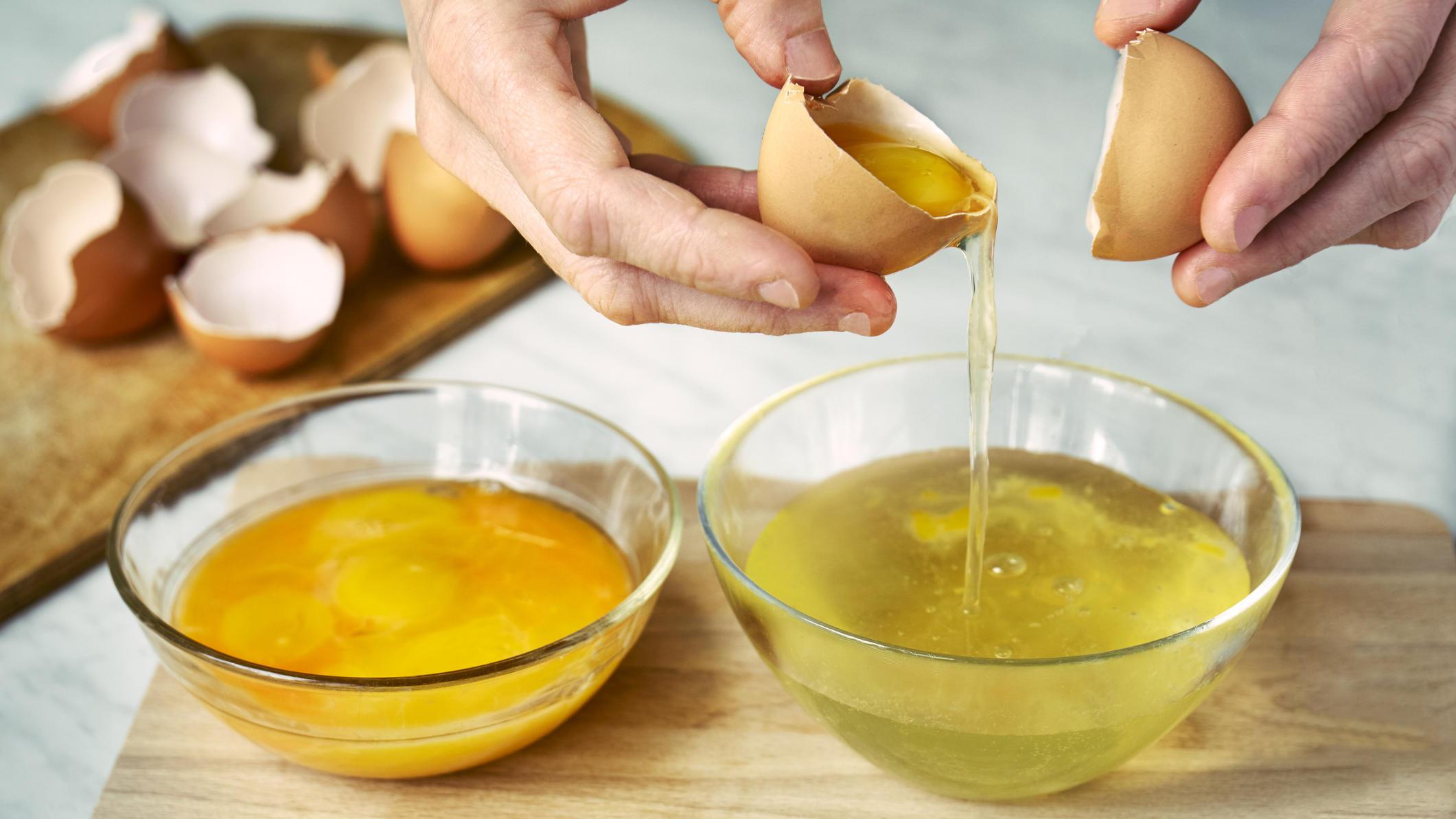 5 Tricks zum Eier trennen