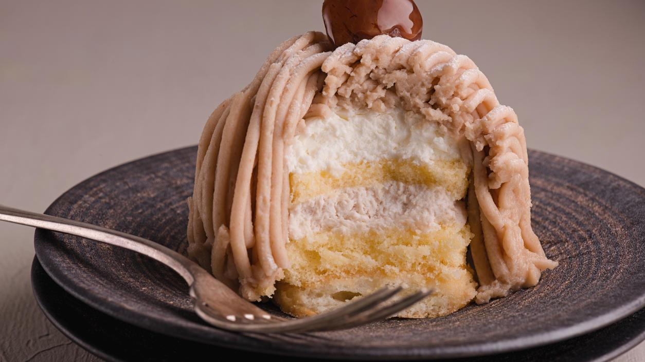 Montblanc - DAS Dessert für Maronenfans