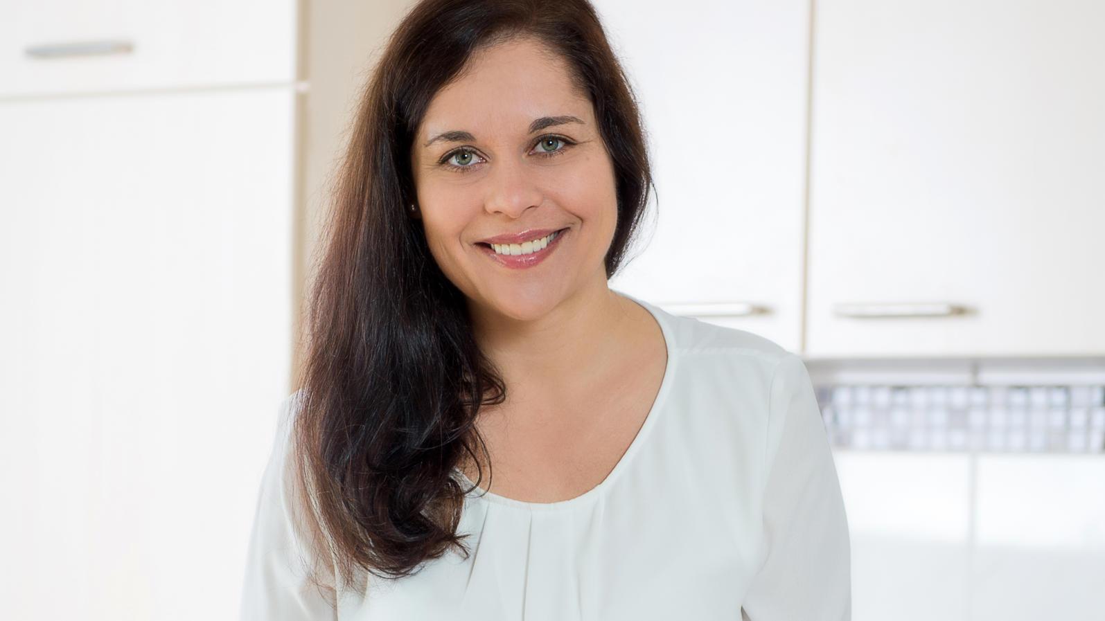 Tanja Gruber backt leidenschaftlich gern - und glutenfrei, weil sie Zöliakie hat