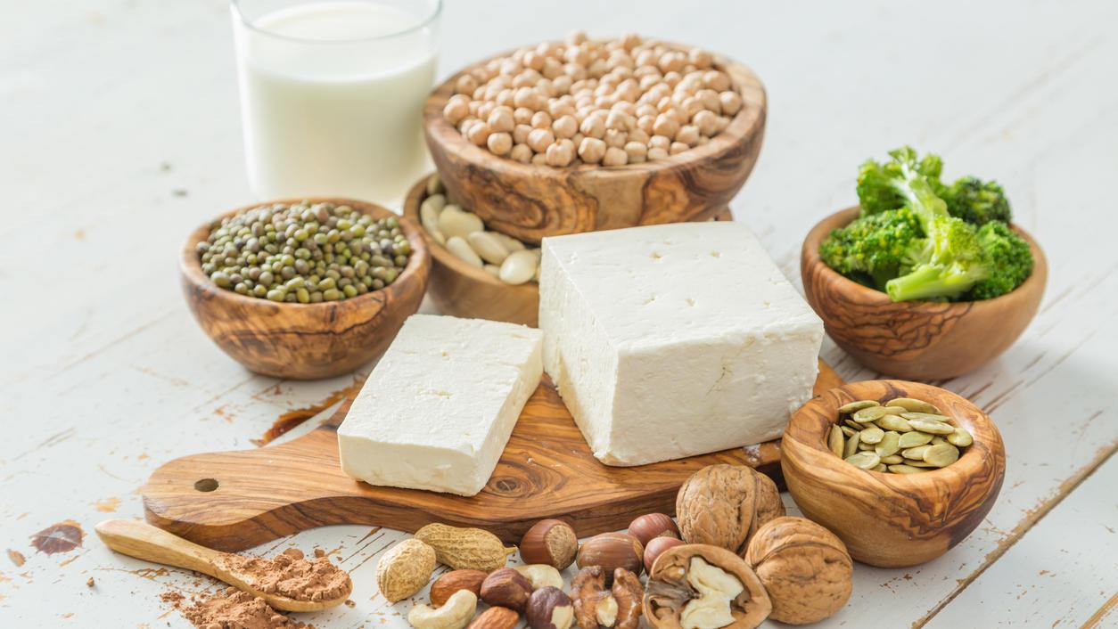 Tofu ist eine super Proteinquelle für Veganer