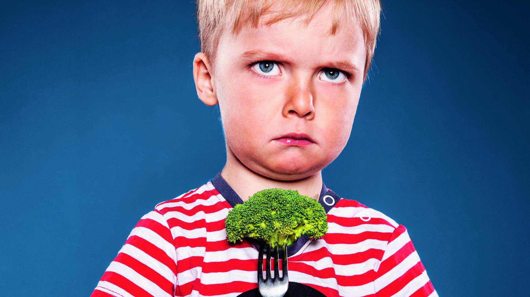 Nicht alle mögen Brokkoli