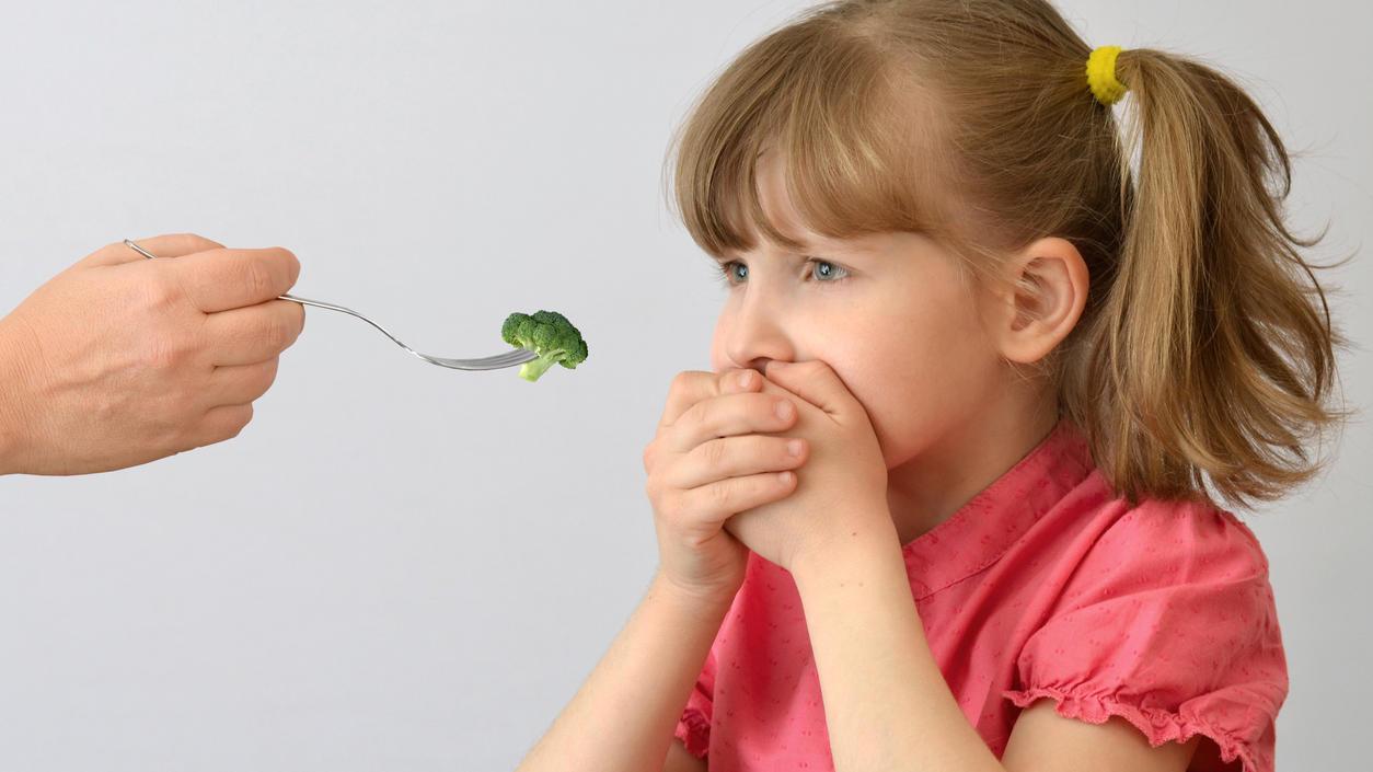 Brokkoli wollen nicht alle Kinder gern essen