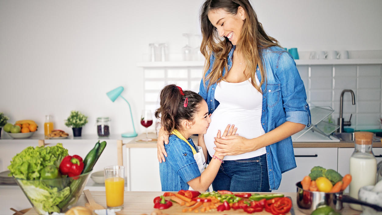 """Wussten Sie, dass Babys schon im """"Mutterleib"""" mitschmecken?"""