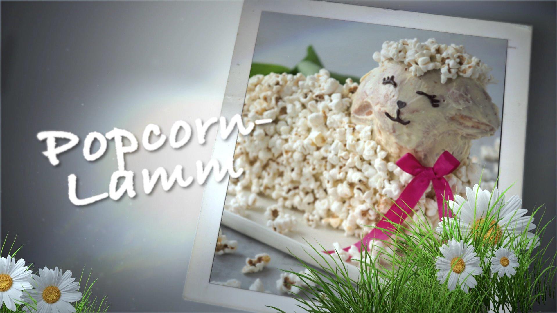 Popcorn-Lamm