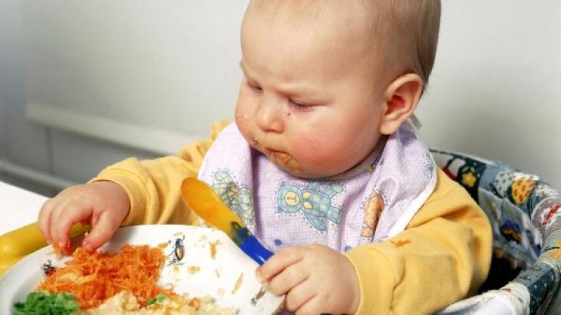 Vegane Ernährung: Für kleine Kinder lieber nicht!