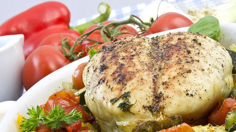 Knackiges Gemüse, leckeres Huhn und leichte Saucen - jetzt kommt der Frühling auf den Teller.