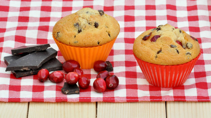 Muffins gibt es in unzähligen Variationen