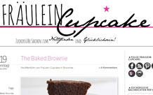 """Kochblog der Woche: """"Fräulein Cupcake"""""""